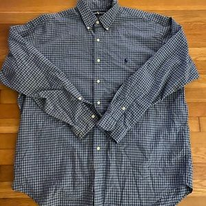 Men's Ralph Lauren Button Up Shirt
